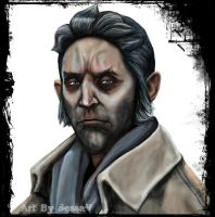 Dishonored Samuel 3 by SessaV