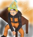 happy bday NARUTO by YCHN