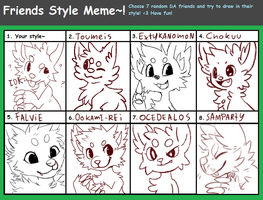 Style Meme! by Pand-ASS