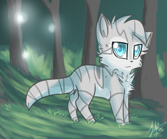 Jayfeather by ass-pen
