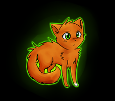 Squirrelflight o3o by FoxLover12
