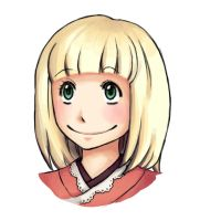 shiemi's FACE by RandomMutiny