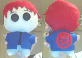 Party Poison Plushie by Leanneisme