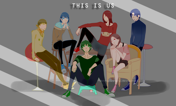THIS IS US by ShirogawaTeru