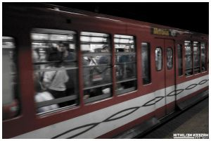 Buenos Aires Subway 03 by nithilien