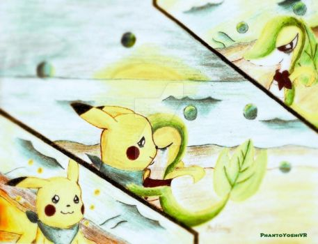 Pokemon Mystery Dungeon - I'm Home Again... by uarecaught2
