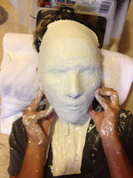 Niles Alginate Cast WIP -- Part 2 by The-1One
