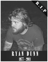 R.I.P Ryan Dunn by DarkInkPROJECT