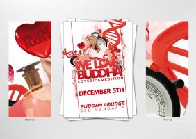 We love Buddha Lovesick by homeaffairs
