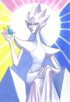 White Diamond by Tohmo