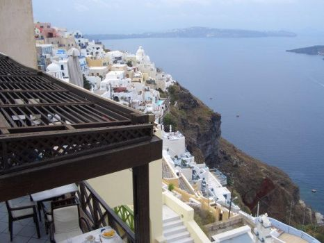 Greece - Santorini 4 by scifibunny