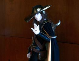 Vampire Hunter D by Laufoo