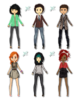 Human Designs For Sale! - ONLY 1 LEFT - ON SALE!!! by Griffkat