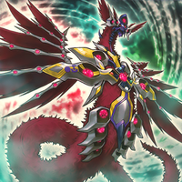 Number C5: Chaos Chimera Dragon by 1157981433
