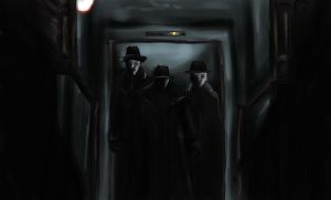 Dark City: Strangers by Stroke1986