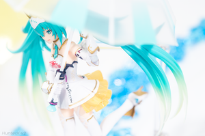 Miku Racing 2015 by HunterX-v2