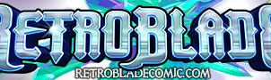 RetroBlade Wide Banner by Vermin-Star