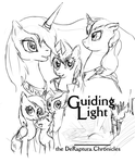 Guiding Light - DeRaptura Chronicles by archonix