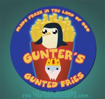 Gunter.... Why did you gunt my fry? by TheEnthusiasts