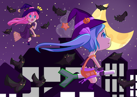 Witches' Night by Hyochu