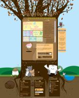 The New BeKyoot Web by lafhaha