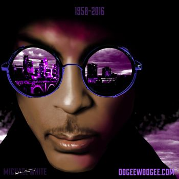 Prince the Artist by michaelwhitejr