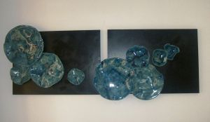 Turquoise Panel by MelisBuyruk