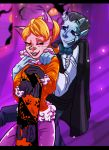 From Snowboarder to Vampire by Blumestien