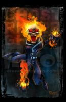 Ghost Rider by jonpinto