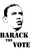Barack the Vote by jetbunny