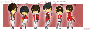 .: Teen Top : Come Into The World :. by KoreanBabo