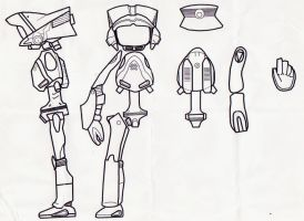 Canti FLCL by skonenblades