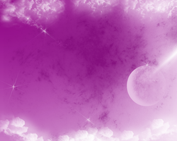 Think Pink Stock Background by WDWParksGal-Stock