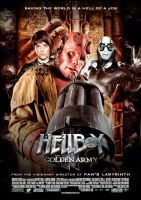 Hellboy: The Golden Army P2 by Alecx8
