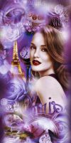 Paris in my dreams by ItsSweetHeart