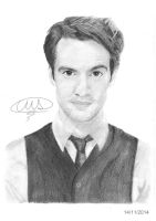Brendon Urie by BoAyJae