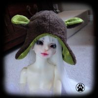 BJD deer hat. by CreaturesofNat
