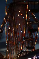 Blackpool Ferris Wheel by Amy-Lou-Photography