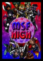 MSF High Card Back by AkuOreo