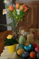 easter mood 14 by ingeline-art