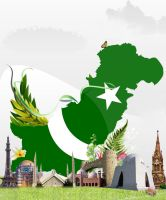Pakistan Day by hamzahamo