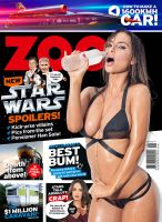 Zoo Weekly Cover Rosanna Arkle by AngelRiley