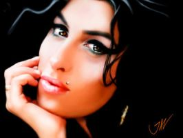 AMY WINEHOUSE by JALpix