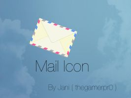 Mail Icon by Me by thegamerpr0