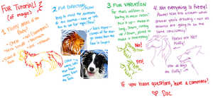 Fur Tutorial by DoctorCritical