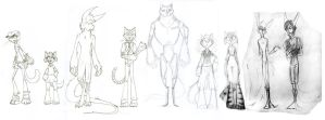 Cyberia height chart by punki123