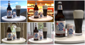 PBR Collage by Kiwii3364