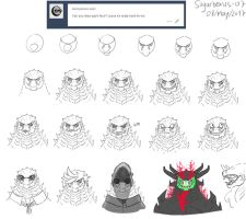 How to draw Goji's face :3 by SugarBeasts-07