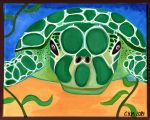 Hello  There Turtle by Lady-Lena-LaFaye