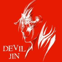 red devil jin by cslw007